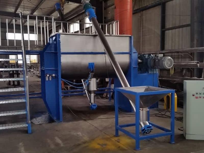 Ribbon Blender Manufacturer And Supplier in China --Yinda
